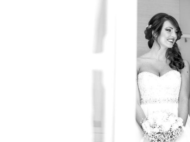 Il matrimonio di Fabrizio e Rosa a Amalfi, Salerno 15