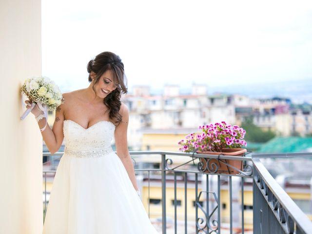 Il matrimonio di Fabrizio e Rosa a Amalfi, Salerno 17