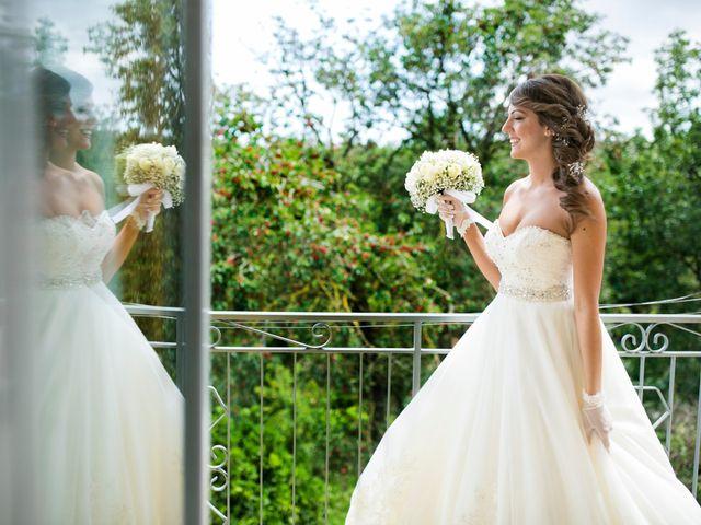 Il matrimonio di Fabrizio e Rosa a Amalfi, Salerno 18