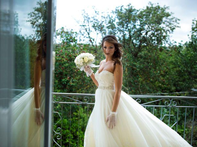 Il matrimonio di Fabrizio e Rosa a Amalfi, Salerno 22