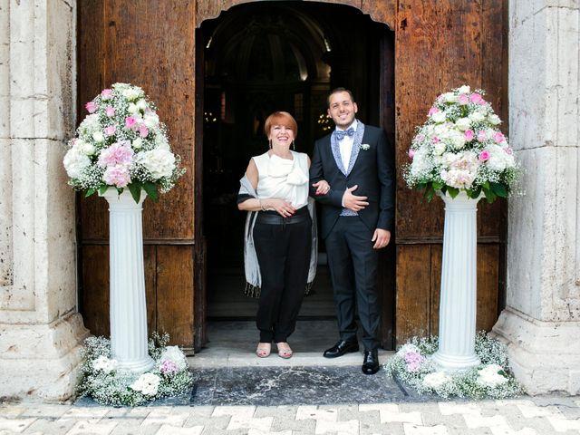 Il matrimonio di Fabrizio e Rosa a Amalfi, Salerno 26