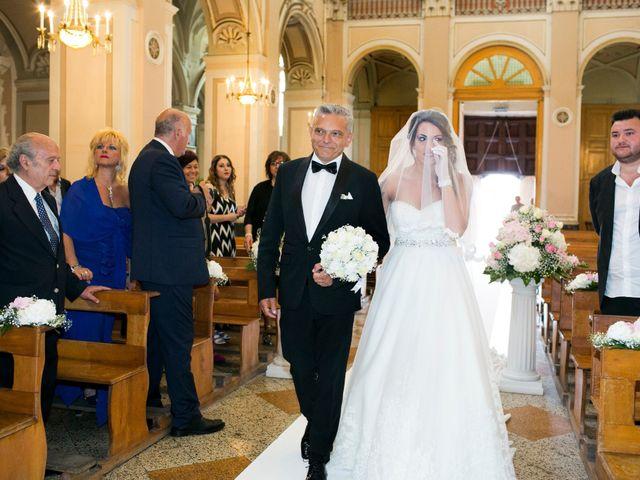 Il matrimonio di Fabrizio e Rosa a Amalfi, Salerno 27