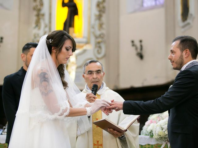 Il matrimonio di Fabrizio e Rosa a Amalfi, Salerno 31