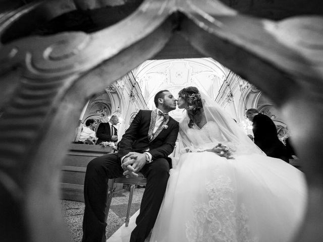 Il matrimonio di Fabrizio e Rosa a Amalfi, Salerno 32