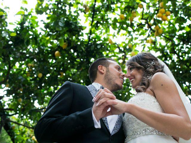 Il matrimonio di Fabrizio e Rosa a Amalfi, Salerno 37