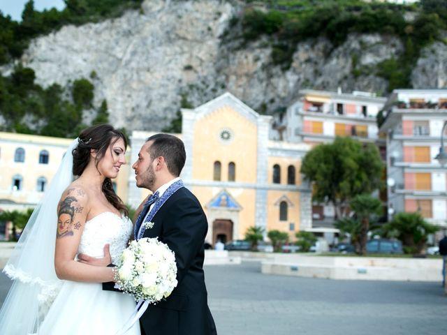 Il matrimonio di Fabrizio e Rosa a Amalfi, Salerno 39