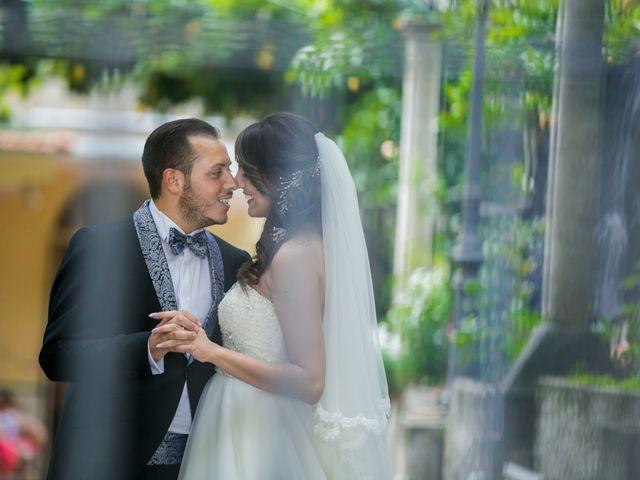Il matrimonio di Fabrizio e Rosa a Amalfi, Salerno 43