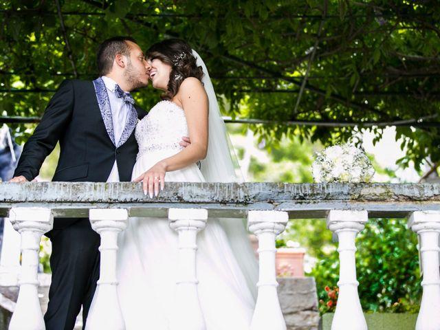 Il matrimonio di Fabrizio e Rosa a Amalfi, Salerno 44