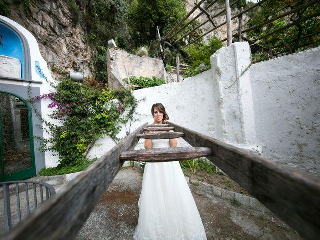 Il matrimonio di Fabrizio e Rosa a Amalfi, Salerno 46