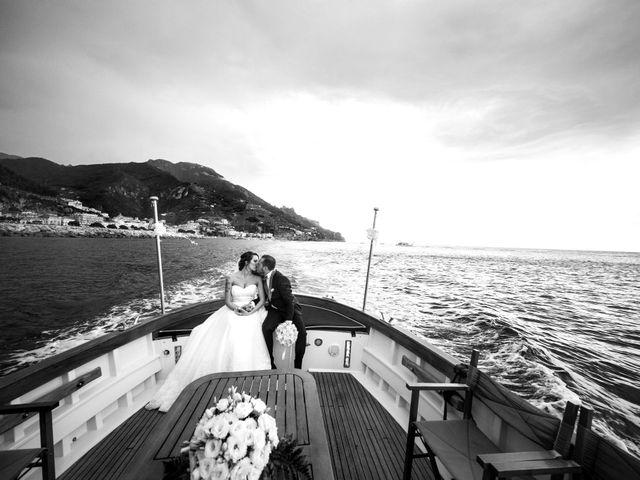 Il matrimonio di Fabrizio e Rosa a Amalfi, Salerno 48