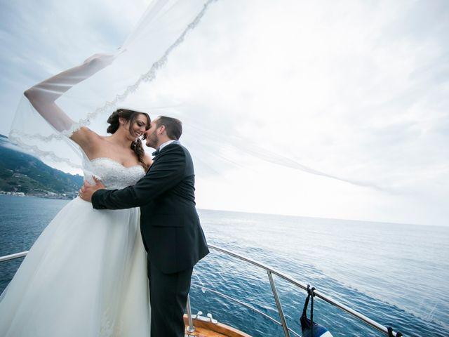 Il matrimonio di Fabrizio e Rosa a Amalfi, Salerno 50