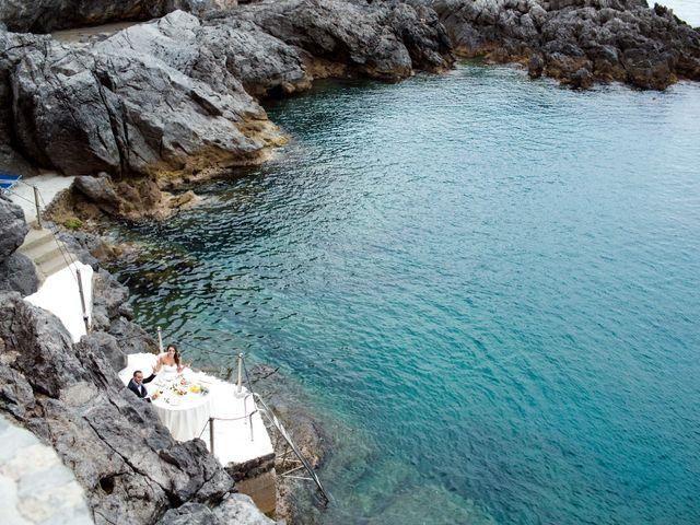 Il matrimonio di Fabrizio e Rosa a Amalfi, Salerno 54