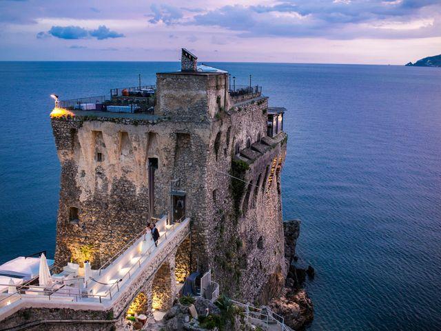 Il matrimonio di Fabrizio e Rosa a Amalfi, Salerno 1