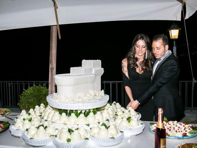 Il matrimonio di Fabrizio e Rosa a Amalfi, Salerno 57