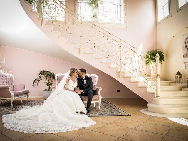 Il matrimonio di Gaetano e Camelia a Torre di Mosto, Venezia 8