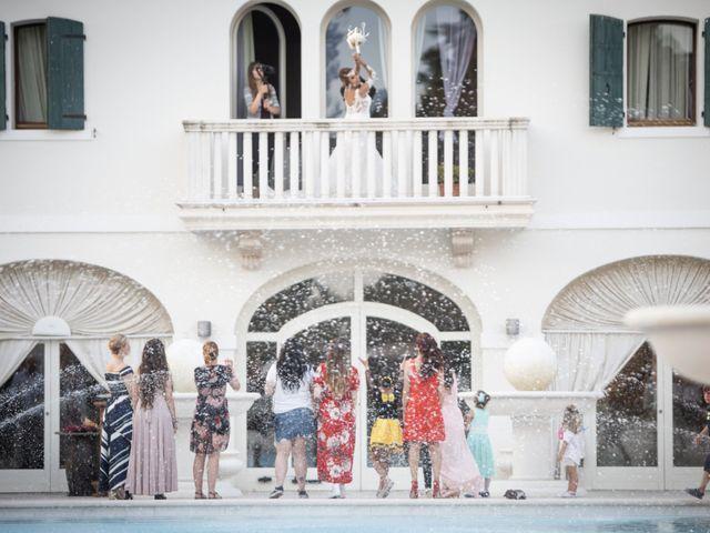 Il matrimonio di Gaetano e Camelia a Torre di Mosto, Venezia 28