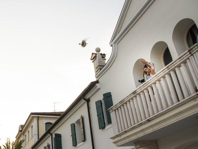 Il matrimonio di Gaetano e Camelia a Torre di Mosto, Venezia 42