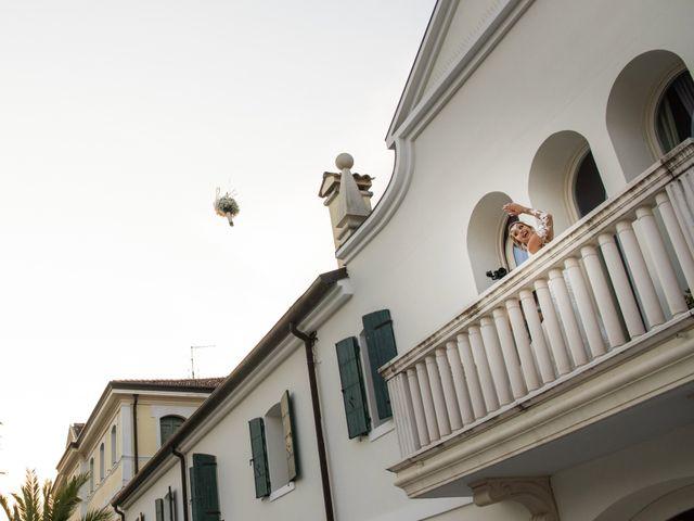 Il matrimonio di Gaetano e Camelia a Torre di Mosto, Venezia 43