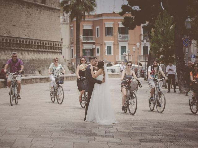 Il matrimonio di Antonio e Valentina a Bari, Bari 20