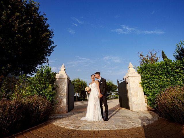 Il matrimonio di Antonio e Valentina a Bari, Bari 35