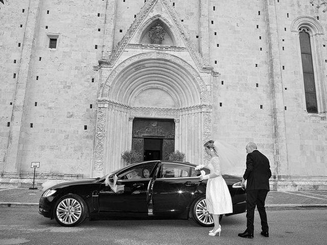 Il matrimonio di Valeria e Carlo a Fermo, Fermo 22