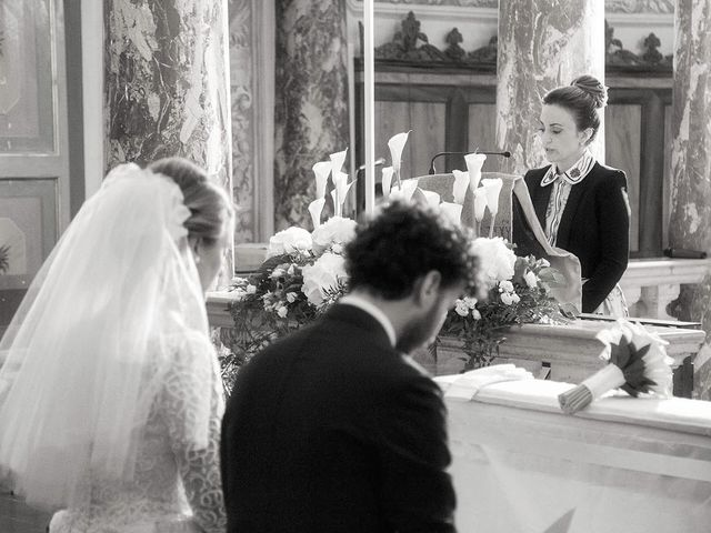 Il matrimonio di Valeria e Carlo a Fermo, Fermo 27