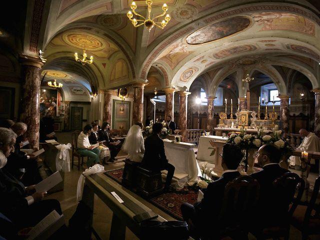 Il matrimonio di Valeria e Carlo a Fermo, Fermo 30