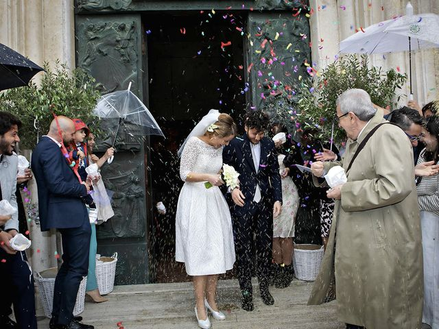 Il matrimonio di Valeria e Carlo a Fermo, Fermo 44