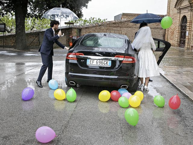 Il matrimonio di Valeria e Carlo a Fermo, Fermo 45