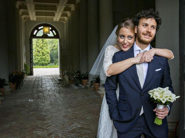 Il matrimonio di Valeria e Carlo a Fermo, Fermo 46