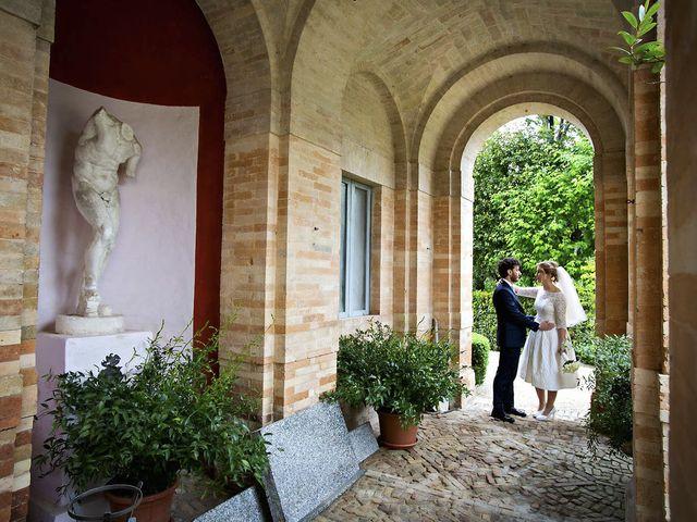Il matrimonio di Valeria e Carlo a Fermo, Fermo 54