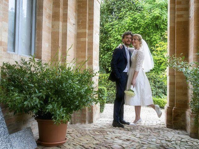 Il matrimonio di Valeria e Carlo a Fermo, Fermo 55