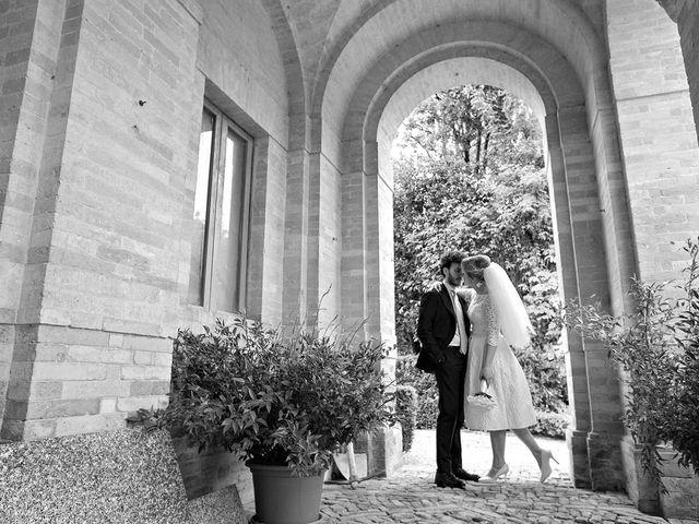 Il matrimonio di Valeria e Carlo a Fermo, Fermo 56