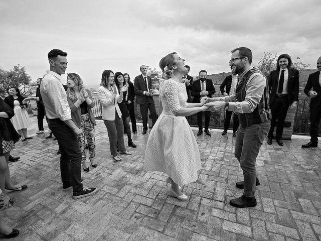 Il matrimonio di Valeria e Carlo a Fermo, Fermo 65