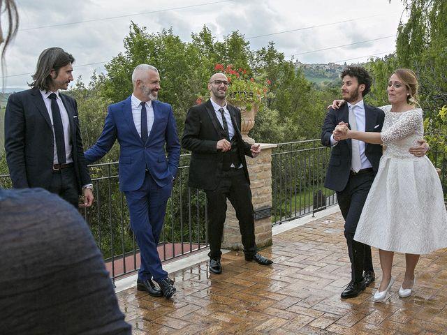 Il matrimonio di Valeria e Carlo a Fermo, Fermo 68
