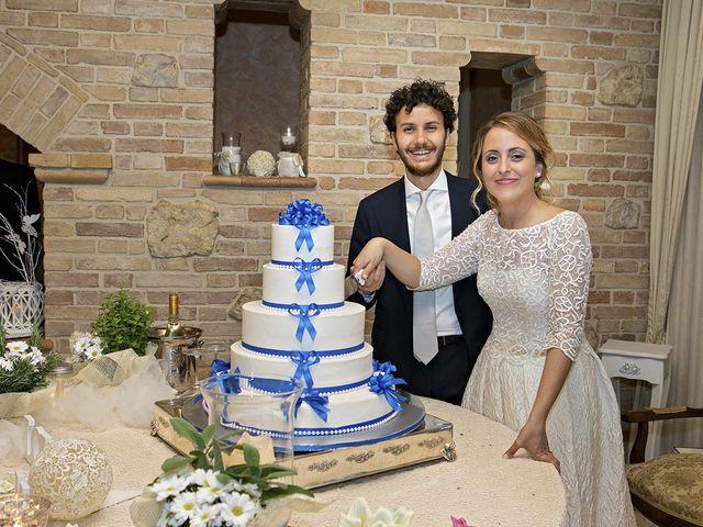 Il matrimonio di Valeria e Carlo a Fermo, Fermo 75