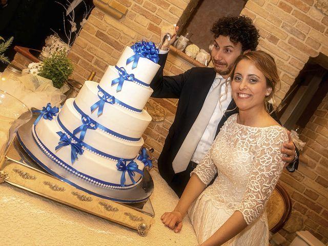 Il matrimonio di Valeria e Carlo a Fermo, Fermo 76