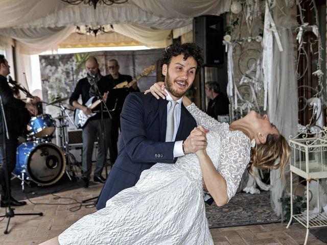Il matrimonio di Valeria e Carlo a Fermo, Fermo 78