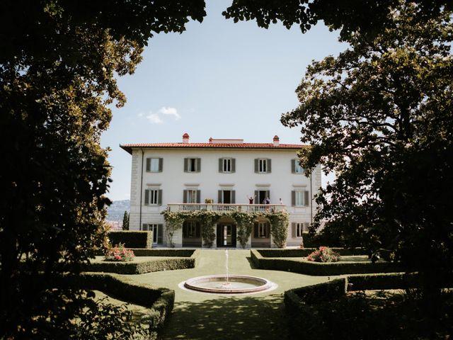 Il matrimonio di Vincent e Jennifer a Firenze, Firenze 1