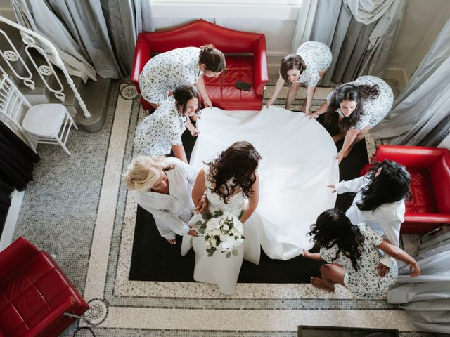 Il matrimonio di Vincent e Jennifer a Firenze, Firenze 13
