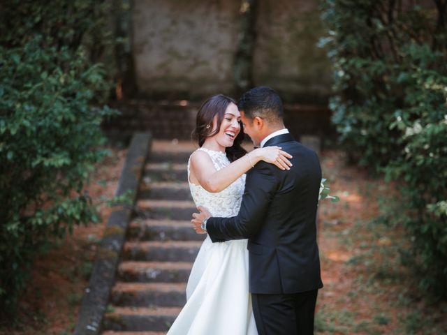 Il matrimonio di Vincent e Jennifer a Firenze, Firenze 27