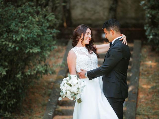 Il matrimonio di Vincent e Jennifer a Firenze, Firenze 29