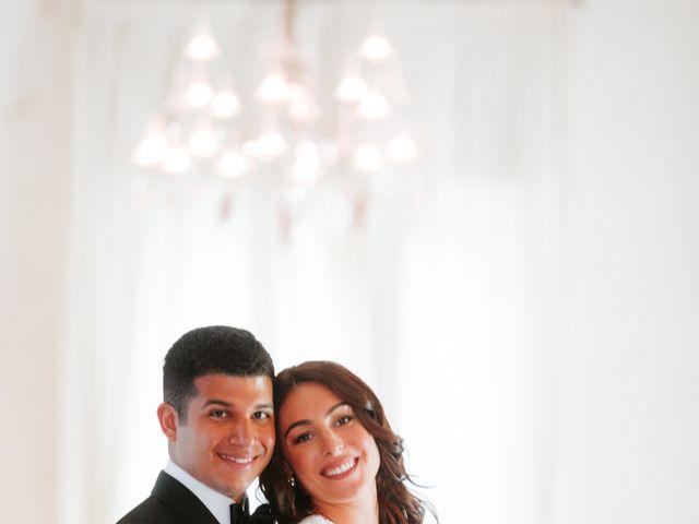 Il matrimonio di Vincent e Jennifer a Firenze, Firenze 31