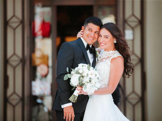 Il matrimonio di Vincent e Jennifer a Firenze, Firenze 34