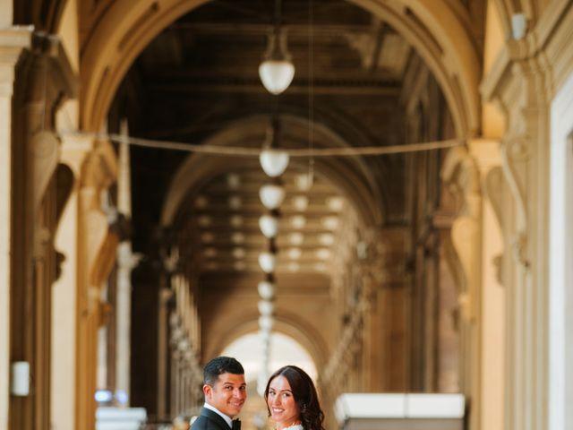Il matrimonio di Vincent e Jennifer a Firenze, Firenze 38