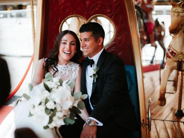 Il matrimonio di Vincent e Jennifer a Firenze, Firenze 40