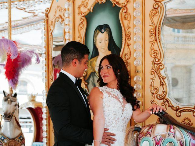Il matrimonio di Vincent e Jennifer a Firenze, Firenze 41