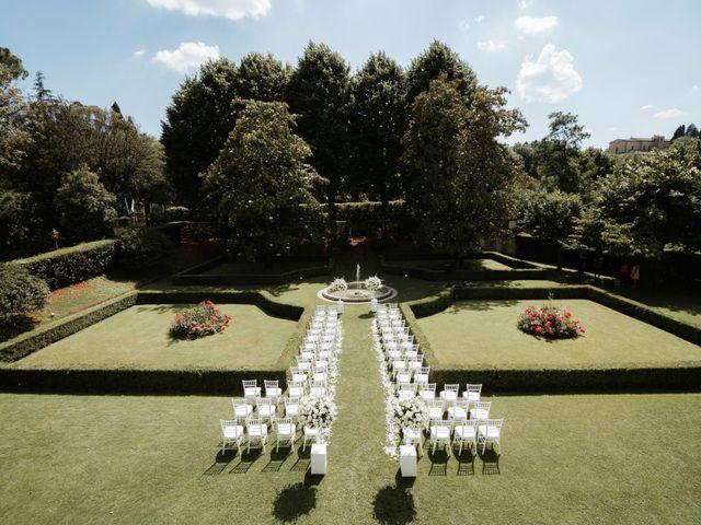 Il matrimonio di Vincent e Jennifer a Firenze, Firenze 50