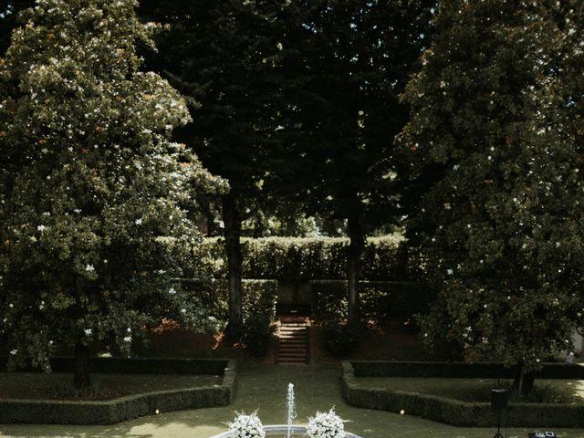 Il matrimonio di Vincent e Jennifer a Firenze, Firenze 51