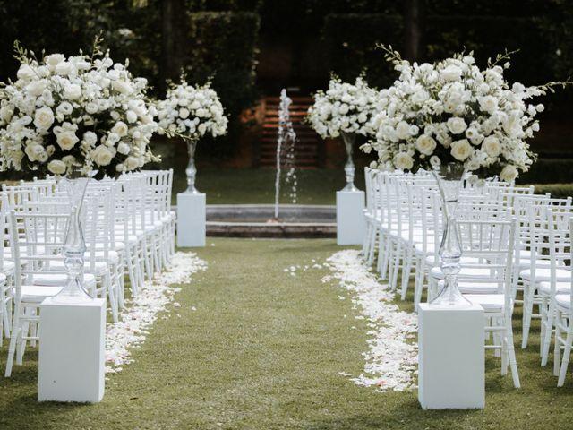 Il matrimonio di Vincent e Jennifer a Firenze, Firenze 52